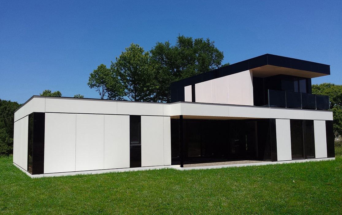 Garajes construccion prefabricados modulares estructura - Locales prefabricados ...