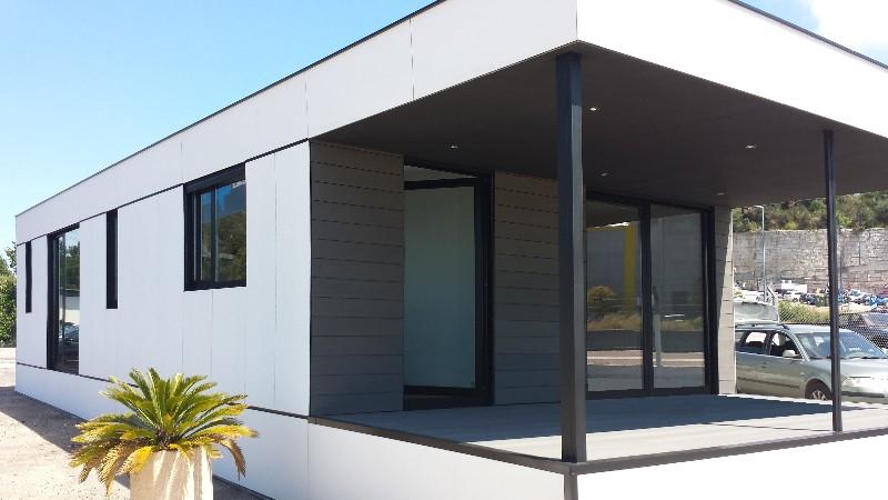 Dise o modular casas modulares de dise o - Arquitectos en pontevedra ...