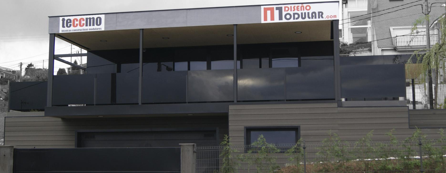 Diseño Modular.Casas Modulares de diseño