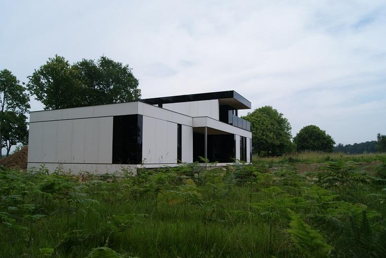Casas modulares galer a de dise o modular for Casa planta vigo