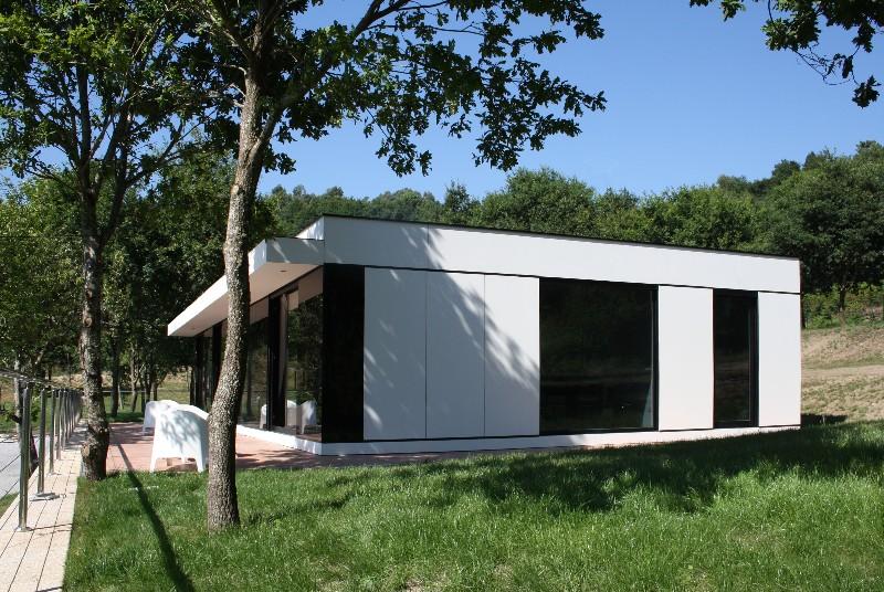 great puedes visitar nuestas casas modulares piloto en madrid a corua y vigo para luego recibir tu vivienda modular en el with viviendas modulares de diseo